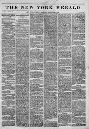TH] Vol. XII. Ho. 311 -Wholi Ho. ??6T. THE NEW YORK HERALD. | IAMES GORDON BENNETT PROPRIETOR | O-rcnlation?Forty Thousand,