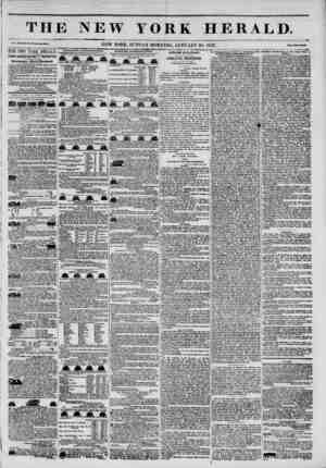 TH] Vol. XIII, Ho. 33-Whcl? >?, 4040 THE NEW YORK HERALD. 'AMES GORDON BENNETT, PROPRIETOR. Circulation?Forty Thousand. DAILY