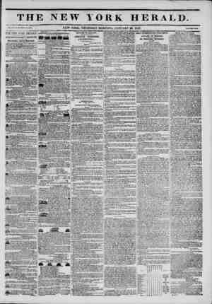I. T!l Vol. *111. ftr-. 97~WUol? ?o. ia'4k THE NEW YORK HERALD. JAMES GORDON BENNETT, PROPRIETOR. Circulation---Forty...