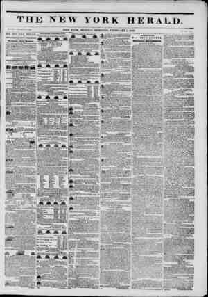 TII ] fi!. Ill* ^.ll^Wluiu fli?, THE Slw YORK HERALD. JAMES GORDON BENNETT, PROPRIETOR. Circulation?Forty Thousand. D AILY