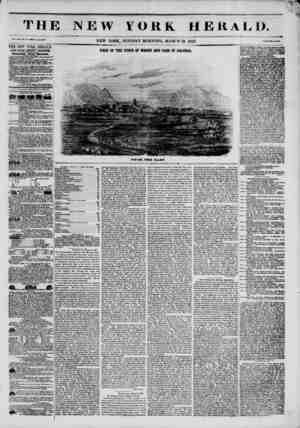 / TH1 #?it. sm, m?, 7:1 .wkv;? ? , H70 THE NEW YORK HERALD. JAMS COUPON' BENNETT, PROPRIETOR. Circulation?Forty Thousand....