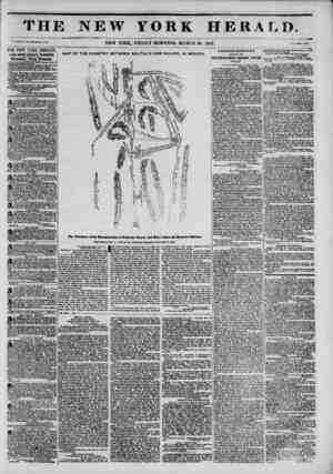 r THI ?t. ?lli, H. NUWkilt ?. ? Ml THENSW YORK HERALD^, JAMES GORDON BENNKTT, PROPRIETOR. Circulation--Forty Thousand. DAILY
