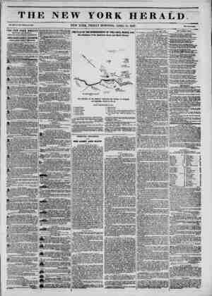 (/ TH Vol. nn. No. 10.V?Whole No. 4703. THE NEW YORK HERALD ESTABLISHMENT, North-woitt corner of Fulton and Naeeeu ete. JAMES