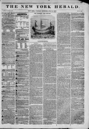 TH] Vol. xni. No. 1?1?WfeoU a*. 788. THE NEW YORK HERALD ESTABLISHMENT, MorUkivMt oumtr of Fulton and Nmmmm mta, I.AMES...
