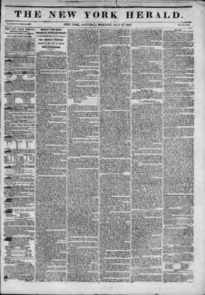 / th: Vol. xni. No. 18ft?What* No. ?H). THE NEW YORK HERALD ESTABLISHMENT, Itorth'WMt comw of Fulton and Nmmb ata....