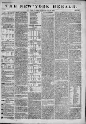 TH] Vol. XIII. No. m-WM? 1*1 4*t01 Till: NEW YORK HERALD. ESTABLISHMENT, North-wc*t corner of Fulton and Nmmu III. JAMES...
