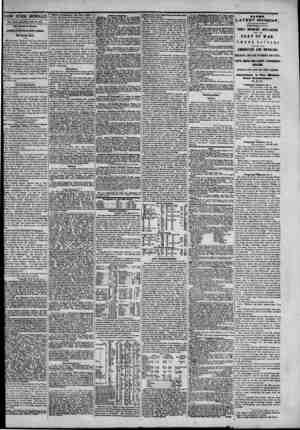 JJI.H-. u N EW YORK HERALD. H?w Vork, Saturday, July 31, W*T. The Herald for Ktxrop*. AFFAIRS IN-NORTH; AM) WITH AMERICA. The