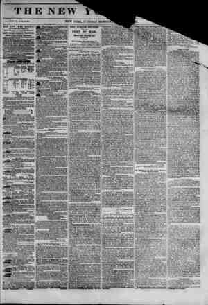 TH Vol. Xm. Mo. ?39_WM? No.4830. THE NEW YORK HERALD ESTABLISHMENT, ortlfWMt oornar of Fulton and lum M. JAMES GORDON...