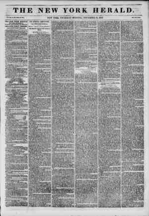 th: Vol. XIII. No. Jlff-Wboi* No. 4913. THE NEW TURK HERALD ESTABLISHMENT, RortlKWMt corn or of Pulton and Huun sta ( JAMES