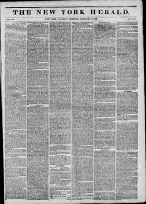 II T H Whole Wo 5001. Philauki.phia, Feb. 4, 1848. TAi IVatei- Monopoly Question?Philadelphia City versus the Upper...