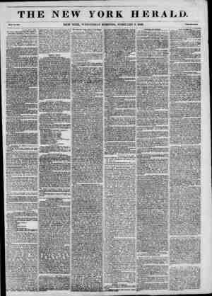 TH Wlioi* No, r,0().v Albany, Feb, 7, 1848. The General Manufacturing Bill?Ltgitlativt Proccidings?Rrcepth/n of General...
