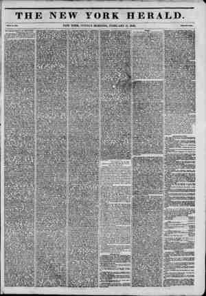 ?w i-uiJ iiiMwmmmmmmmmmmmm TH Whole No, 500W. The Supreme Clourt of the United States. Wahhinoton, Feb. 10, 184H. IVm....
