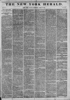 . % T H Wbote No. 5003. ASPECT OF AFFAIRS IN EUROPE. SPECIAL CORRESPONDENCE OF THK NEW YORK HERALD. Additional Extracts from