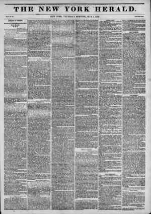 """Tti Jlx WtanU ?, fcOhH. AFFAIRS IN EUROPE. Foreign Correspondence of the New """"STork Herald. &f. &c. kc. PaMis, April 13,..."""