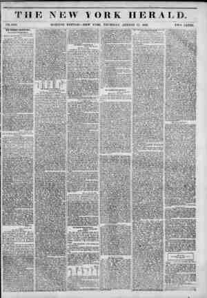 ' I , T II HO. 5186. (II li l illti:il.\ BESTITCHES. Our l''reiicli t'?rre?pr>ii<lenee. r.utis, July 27, 1818. Reflections