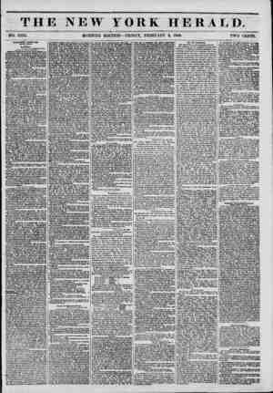 TH] NO. 5356. THIRTIETH CO.-VUUV.SS. SECOND SESSION. In Senate* WashingvOn, January 30,1849. REVORTI OK SBNA.tE DEBATES....