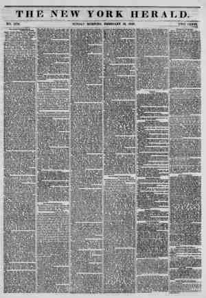 TH NO. 5372. Our London Correspondence. London, Jan. 12,1849. Eughnh Ft el in ft?Financial Reform Annexation ? 1%t Cholera