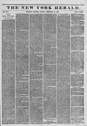 TH NO. 5377. REPORT or TUB SECRETARY OF THE TREASURY, on TUB WARKUOVSma It STICK. Treasury OtritTMiKT, Feb 22, 1819....