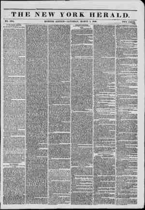 TH NO. 5384. TO THE BUSINESS COMMUNITY. nw Movement In Newspaper Advertising. The extensive establishment of the New York lit