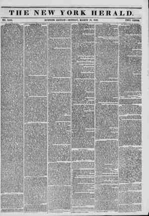 ' TH NO. 5400. Tbe Italian Revolutions[From the I.abdOD Times, Feb. M l II the anticipated Conterence of Brussels on the...