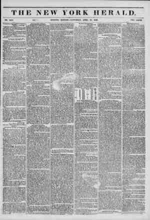 TH NO. 5433. 1 C*mipond?ue? from California Emigrant*, n route. New York, April 20,1849. To th* Editors of the Herald:?...