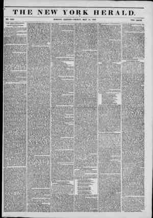 1^1 TH NO. 5453. THE ANNIVERSARIES. American Anti-Slavery Society. THIRD DAY. Yesterday morning, at ten o'clock, this body
