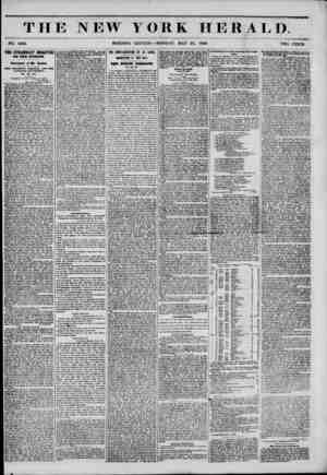 TH NO. 5463. THE STEAMBOAT DISASTER on ibii Brawn. Statement of Mr. Borden. THE CORONER'S INQUEST, ANB THE CAPTAIN'S...