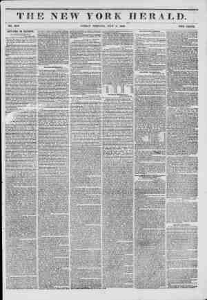 r T Ff ' iL JLJ_ . NO. 5510 AFFAIRS IN EUROPE. Our Human Correspondence. Rumk. June 3,1811   iSl/icrf of Jljfairt in the...