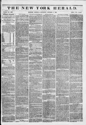 jr h R WHOLE NO. 8958. TELEGRAPHIC INTELLIGENCE. ' THE ELECTION IN MARYLAND. THE WOBklNGMEK'S CONTENTION AT ALD1XT. JENNY...