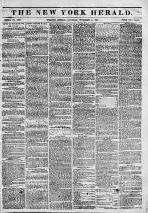 TH WHOLE NO. 5988. IfEWS BT TELEGRAPH, Wuliliiftoii. W*siiiji<itoi?, Not. 1,1830. Mr. Willi***, of New York was Installed...