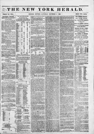 """Iv. nn i t zu -? X 1 WHOLE NO. 6995Ax """" DOUBLE SH KET NEWS BV TEliKUKlPH, The Illinois KUotion. Cure alio Not 8. 1850 The..."""