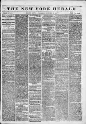 I ? Til ? WHOLE NO. 6006. NEWS BY TELEGRAPH. SPEECH OF HON. HENRY CLAY, ? ti I If KKKTUCKY. ? 1< SETIEW OF THE EXCITING...