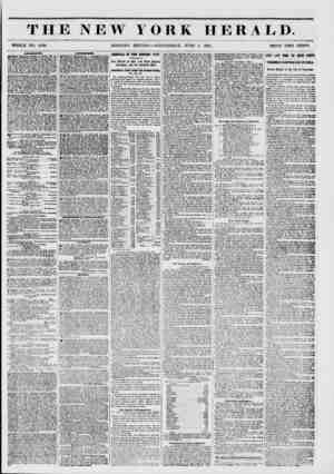 li- ? THE NEW YORK HERALD. WHOLE NO. 6798. MORNING EDITION?WEDNESDAY, JUNE 4, 1851. PRICE TWO CENT*. AMvm: __ JDOWERY...