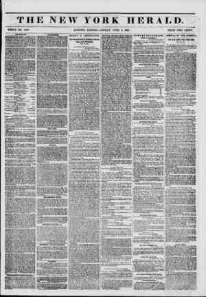 ? THE NEW YORK HERALD. WHOLE NO. 6800. MORNING EDITION?FRIDAY, JUNE 6, 1851. PRICE TWO CENT*. ajkvmhubm t?. AOfllT...