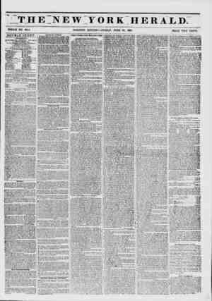 THE NEW -s WHOLE NO. 6814. MORNING EDITION?FRIDAY, JUNE 20, 1851. PRICE TWO CENTS. DOUBLE SHEET. C amimkmknts. OMI'LIMENTAKY