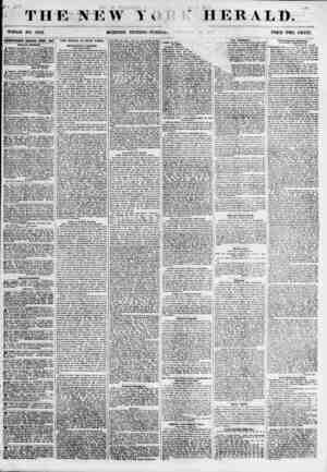 THE NEW Y v 1 WHOLE NO. 6752. MORNING EDITION? TUESDAi , C HERALD. PRICE TWO CENTS. ADVERTISEMENTS KENKWKO KTKRT Dill SPECIAL