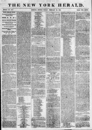 THE NEW YORK HERALD. JFHOLE NO. 6755. NATIVE AMERICAN JUBILEE. One Hundred and Twenth-third Anniversary of Washiugten'i...
