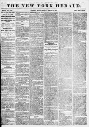 THE NEW YORK HERALD. WHOLE NO. 6776. MORNING EDITION? FRIDAY, MARCH 16, 1855. /-RICE TWO CENTS. FOUR DATS LATER FROM EUROPE.