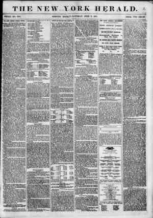 """THE NEW YORK HERALD, a I t _ fff'.'J""""' ? . . ' ' """" ? ? - ? ? - ? ? - """" WHOLE NO. 68GL MORNING EDITION-SATURDAY, JUNE 9, 1855."""