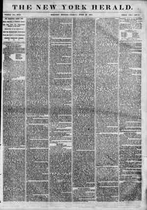 THE NEW YORK HERALD. WHOLE NO. 6874, MORNING EDITION-FRIDAY, JUNE 22 1855. PRIOK IVM> l.'KMW THE PROHIBITORY LIQUOR LAW. Mass