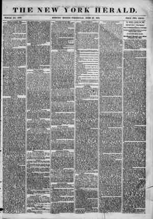 THE NEW YORK HERALD. WHOLE NO. H879. MORNING EDITION-WEDNESDAY, JUNE 27. 1855. PRICE TWO CENTS. MUmuI ana Kmm* again....