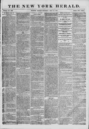 THE NEW YORK HERALD. WHOLE NO. 6893 MORNING EDITION-THURSDAY, JULY 12, 1855. PRICE TWO CENTS. THE PMHIBITOBY LIQUOR LAW....