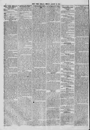 NEW YORK HERALD. JA1BS GORDON BKIHETT. PROPRIETOR AND EPITOR. Mime n. w. oohnku of xassac and yultou sts T? to. 5M?...
