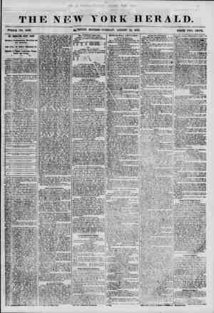 THE NEW WHOLE NO. 6926. horning YORK HERALD. EDITION-TUESDAY, AUGUST 14, 1855. PBIOE TWO CENTS. THE EMIGRATION DEPOT AGAIN.