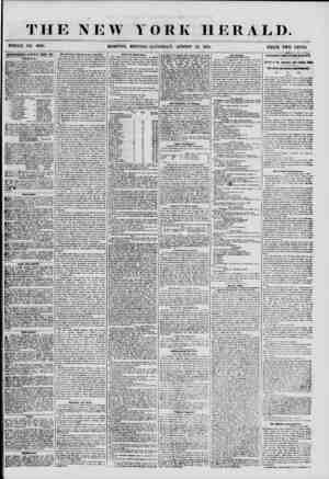 THE NEW YORK HERALD. MORNING EDITION-SATURDAY, AUGUST 18, 1855. AVYMTI&EHENT8 EEMEWKD EYEKY EAT. POUTU'AL. fvKMts KAT1C MATE