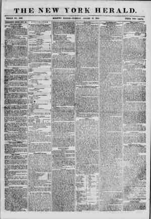 THE NEW YORK HERALD. WHOLE NO. 6933. MORNING EDITION? TUESDAY, AUGUST 21, 1855. PRICE TWO CENTS. ABTERTI8EMENTS RENEWED ETEBY
