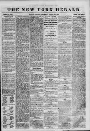 THE NEW YORK HERALD. WHOLE NO. 6934. MORNING EDITION? WEDNESDAY, AUGUST 22, 1855. PRICE TWO CENTS CITY POLITICS. Tkt RMultof