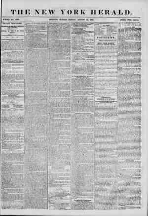 TIIE NEW MORNING YORK HERALD. EDITION-FRIDAY, AUGUST 24, 1855. POLITICAL INTELLIGENCE. PROCEEDiUGS OF HARD SHELL DEH01B1T1C