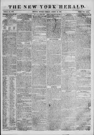 THE NEW YORK WHOLE NO. 6940. XX T? P A T Tl ? ? ? /-*. I ' ? 9 . 28, 1855. PRICE TWO CENTS. ADVERTISEMENTS RENEWED ETFIT DAT.