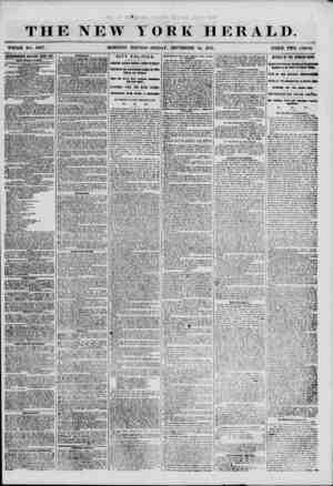 ? *; THE NEW YORK HERALD. WHOLE NO. 6957. MORNING EDITION-FRIDAY, SEPTEMBER 14, 1855. AITOKTIKEMEKTS KKNtWlSii fiTERl DAT.